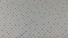 Moda Basic Grey Blush OOP New Fabric Blue with Dots 30209-13 BTY 1 Yard
