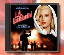L.A. CONFIDENTIAL Jerry Goldsmith COMPLETE ORIGINAL SCORE (19 extra minutes)