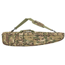 Gun Case Hunting Tactical Rifle Bag Carrying Black/Camo M4 AK47 AR15 With Strap