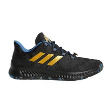 Adidas Harden B/E X MVP James Black Blue Gold Mens Basketball Shoes F36813