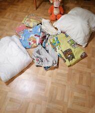Bettwäschepaket Kinder mit Bettdecke 100 x 135 und Kissen/Konvolut ??