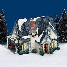 Dept 56 Snow Village ~ Hidden Ponds House ~ Mint In Box 54944