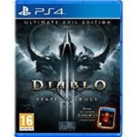 Diablo III Reaper of souls - Ultimate Evil Edition PS4 (Brand New&Sealed)