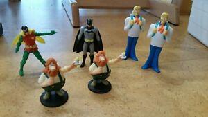 6 Figuren (von MC Donalds)