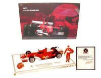 Ferrari 248 F1 No. 5 Michael Schumacher + Helm GP Brazil