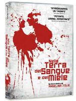 Nella Terra Del Sangue e Del Miele DVD NUOVO Regia Angelina Jolie RN