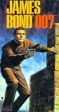 "Aurora James Bond 007 ""Goldfinger"" 1965 Sean Connery Model Box Sticker, Magnet"