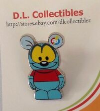 Disney Chip & Dale Rescue Rangers Vinylmation - Zipper Chaser Pin