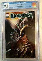 WOLVERINE 6 CGC 9.8 1ST SOLEM COVER! LMTD TO 500 JUNGGEON YOON VARIANT 2ND PRINT