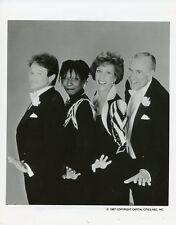 ROBIN WILLIAMS WHOOPI GOLDBERG CAROL BURNETT CARL REINER SPECIAL 87 ABC TV PHOTO
