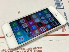 Apple iPhone 5s - 16Gb - Silver (Alltel) A1453 (Cdma + Gsm) Great Cond - Read