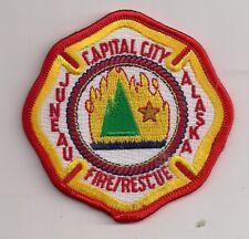 Patch Juneau Fire Department Alaska USA Feuerwehr