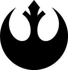 Star Wars Rebel Movie Vinyl Decal / Sticker