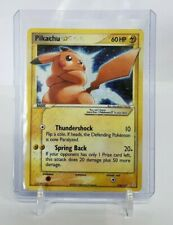Pikachu gold star 104/110 Ultra Rare Pokemon Card