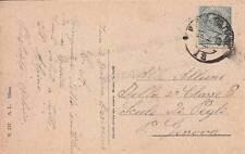 A7353) WW1, BOLLO DEL 4 REGGIMENTO ALPINI BATTAGLIONE VAL TANARO.