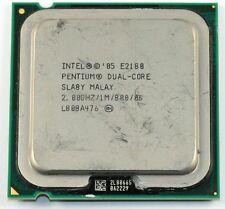 Intel Dual Core Processor 2.0 GHz 1M Cache 800 Mhz FSB CPU E2180 LGA 775 SLA8Y