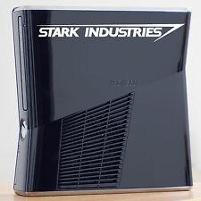 Stark industries ironman autocollant vinyle autocollant pour XBOX ONE 360 PS3 PS4