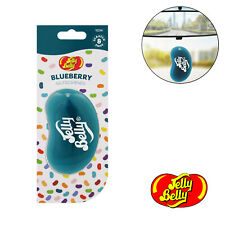 Jelly Belly 3D Bean Sweets Scent Car Air Freshener Freshner - Blueberry 15214