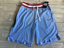 Nike Dri-Fit Dna Basketball Shorts 'Chicago Pack' Bv9446-436 Loose Fit Size M