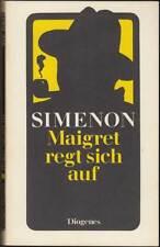 Maigret regt sich auf: Band 26 Softcover (Erstausgabe 1981, 20820) Z 1-2