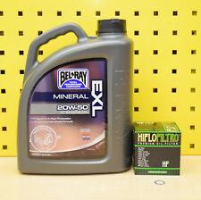 BMW R 1200 C / CL 4L Öl + Ölfilter Bj. 99-05 Bel Ray EXL 20w50 Motoröl Cruiser
