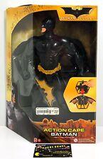 Batman Begins Action Cape Batman Nib 2005 Mattel Dc Comics