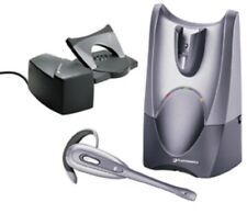 Plantronics CS50 900 Mhz Wireless headset system HL10 Complete Package