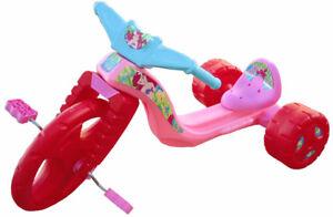"Trike The Original Big Wheel Racer Ariel 16"" Red blue Trike. Big Wheel Original"