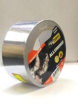 Nastro Alluminio Alte Temperature 50mm x 25mt Syrom - 00122840VIB