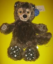 New Build-A-Bear WEREWOLF HALLOWEEN Howl-O-Ween GLOW-IN-THE-DARK Plush