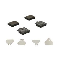 Freno a disco Assale posteriore CROSSFIRE CLK SLK 1 BOSCH Kit pastiglie freno
