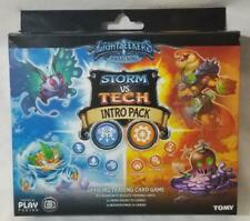 Lightseekers Awakening Intro Pack Storm Vs Tech Official Card Game Fun New