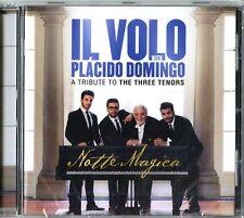 IL VOLO & PLACIDO DOMINGO - NOTTE MAGICA TRIBUTE - CD  NUOVO SIGILLATO