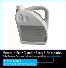 Genuine Mercedes-Benz Antifreeze Coolant Blue 5L