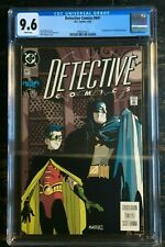 Detective Comics #647 1st Appearance of Stephanie Brown CGC 9.6 1995675011