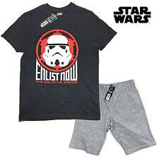 NUEVO STAR WARS camiseta + Pantalones cortos Set Soldado Clon LUCAS Película