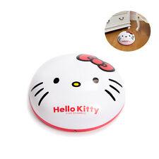 Hot Robotic Automatic Vacuum Cleaner Sweep Lovely High-tech Toys Hello-kitty