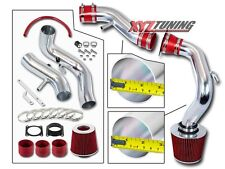 "2.75"" RED Cold Air Intake + Filter For 02-06 Sentra SE-R S Spec-V LE 2.5L L4"