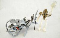 LEGO Bionicle Toa Warriors 8596: Takanuva | 100% Complete 3 masks + vehicle!