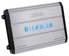 New Hifonics Zeus ZXX-1000.4 1000 Watt RMS 4 Channel Car Amplifier Class AB Amp