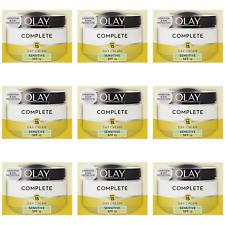 9 Olay 3in1 Day Cream Sensitive Moisturiser Essentials Complete Care SPF15 50ml