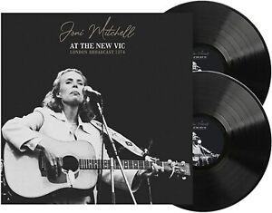 JONI MITCHELL At The New Vic London Broadcast 1974 (2021) vinyl 2-LP NEW/SEALED