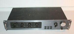 Vintage Carver C-1 Sonic Holography Pre-Amp Amplifier No Power