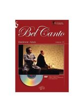 Bel Canto Baritono Volume 1 Learn to Play Present Gift MUSIC BOOK & DVD Voice
