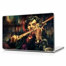 Laptop Skin of Sherlock 15.6 Inch - High Quality 3M Vinyl (Buy 1 Get 1 Free)