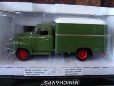 1/43  Minichamps Opel BLITZ 1,75T Kofferwagen  truck  1 of 1500