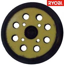 RYOBI Schleifteller für Exzenterschleifer 125mm für ROS300 / A + ERO-2412 VN u.ä