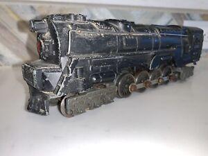Lionel Turbine 2020 6200 Locomotive Steam Engine More Parts Listed Smoke Bulb