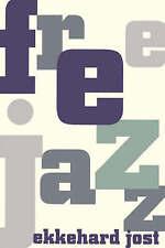 Free Jazz by Ekkehard Jost (Paperback, 1994)