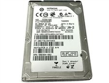 "HITACHI 500GB 2.5 ""Sata Per Laptop Disco Rigido 9mm 7200 RPM hts725050a9a364"